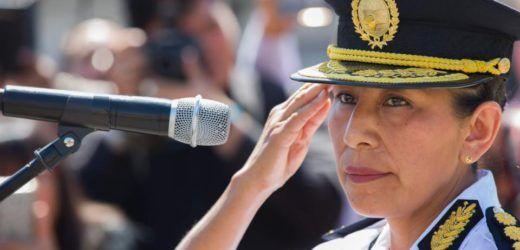 Investigarán a la Jefa de la Policía