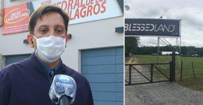 Oraciones por el fin de la pandemia mundial / SALTA ELEGIDA POR EL PAPA