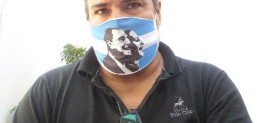 """Diputado nacional Juan Ameri / """"DE LO ÚNICO QUE SOY INSTIGADOR  ES DE QUE LA GENTE VIVA MEJOR"""""""