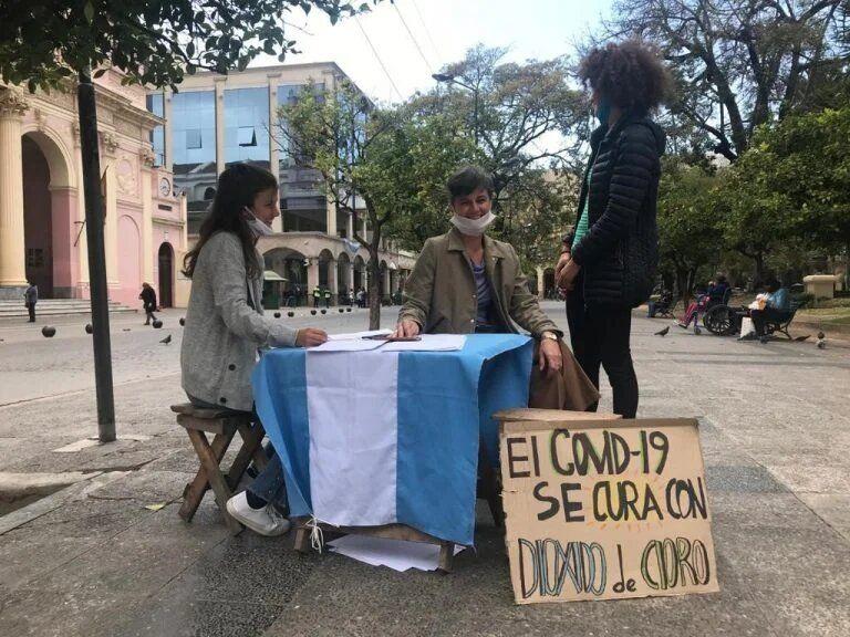 Legisladores salteños piden a nacion y provincia que investiguen / PROPONEN UNA MEDICAMENTO CASERO PARA CURAR EL COVID 19