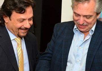 EL PRESIDENTE Y EL GOBERNADOR DEFINIERON EL FUTURO SALTEÑO