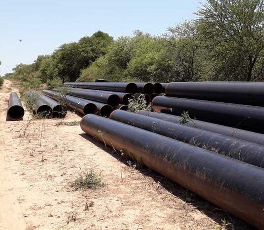El intendente de Aguaray es el hilo delgado / EL ROBO DEL GASODUCTO SALPICA A POLITICOS Y EMPRESARIOS