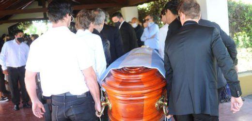 JORGE BRITO / Primer informe de la muerte