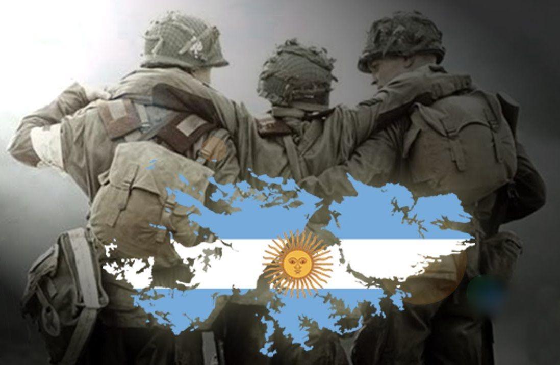 Malvinas: héroes y canallas / FARSA TRAGICA
