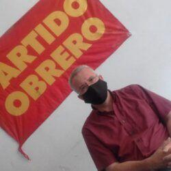 """Claudio Del Plá / """"USURPARON EL NOMBRE DEL PARTIDO OBRERO"""""""