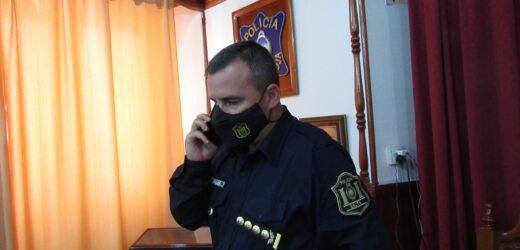 """Jefe de Policía de Salta, José Ibarra / """"SER POBRE NO SIGNIFICA SER DELINCUENTE"""""""