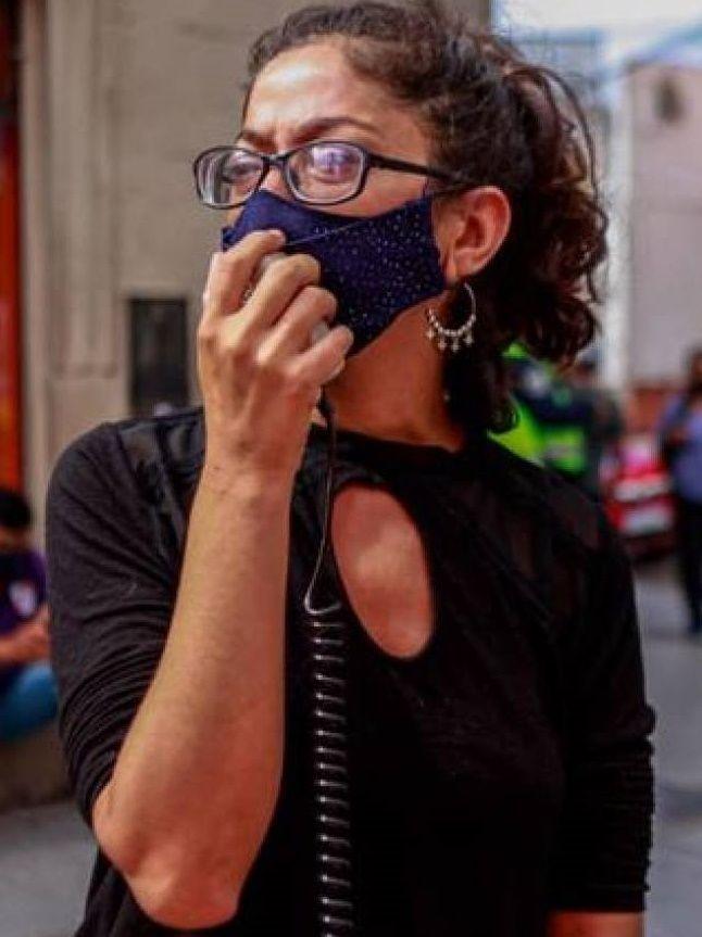 """Gabriela Jorge: """"ES LA JUSTICIA CONTRA LAS MAMAS POBRES"""""""